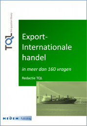Export - Internationale handel