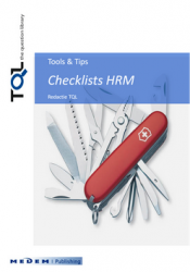 Checklists HRM