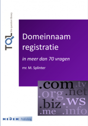 Domeinregistratie